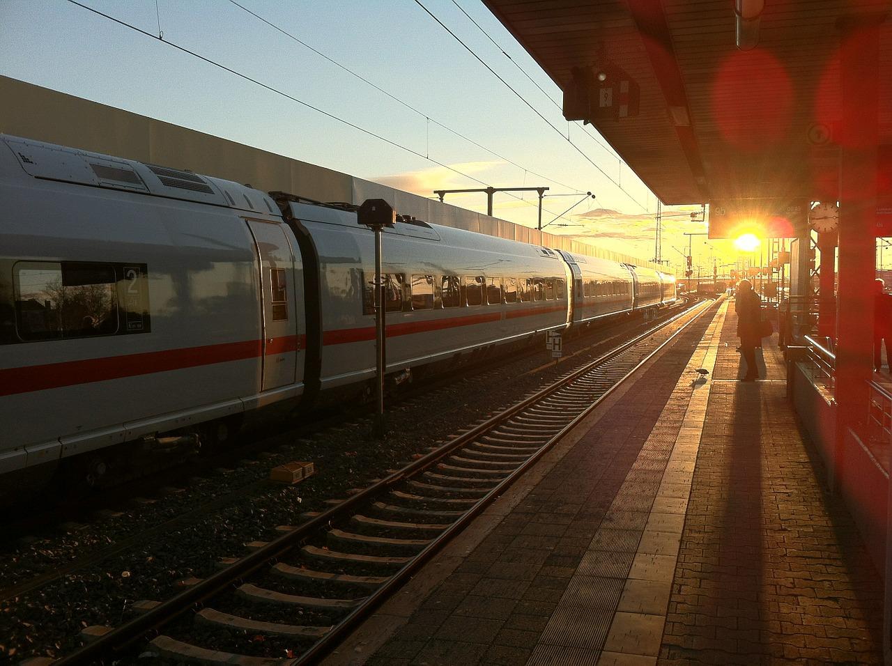 DB Bahnlounge in Deutschland
